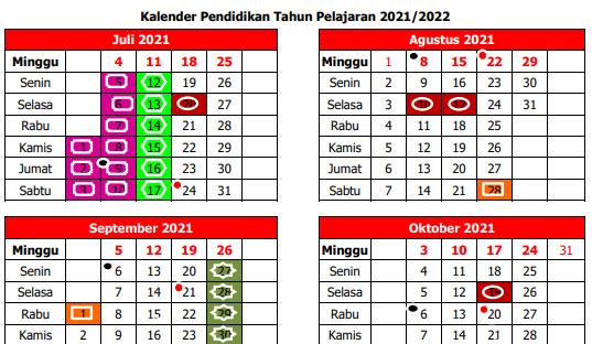 Kaldik 2021/2022