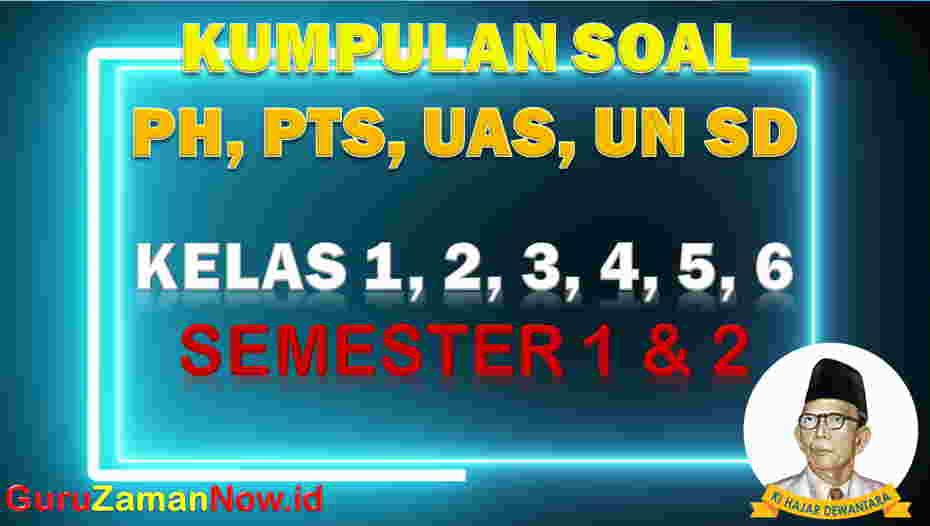 Soal K13 SD