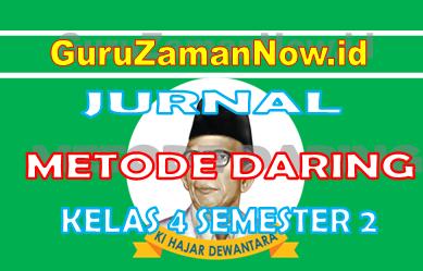 Jurnal Harian Daring Kelas 4 Semester 2 Tahun 2021