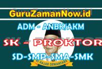 SK Proktor ANBK / AKM