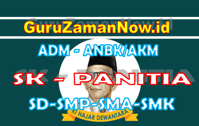 SK Panitia ANBK / AKM