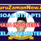 Soal PTS / UTS Bahasa Indonesia K13 Kelas 1 Semester 1