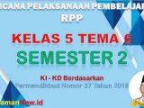Pemetaan K13 Kelas III Semester 2
