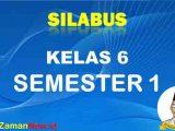 Silabus Kelas VI Semester 1