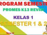 Promes K13 Kelas 1