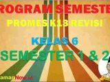 Promes K13 Kelas 6