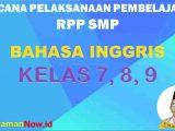 RPP K13 Bahasa Inggris