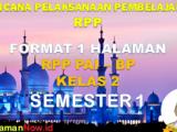 RPP PAI KELAS 2