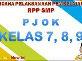 RPP PJOK K13 SMP