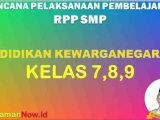 RPP PPKN SMP