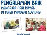 Buku Pengalaman Mengajar Dari Rumah Selama Covid-19 Kepala Sekolah