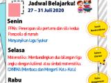 Modul Pembelajaran Daring Aktif Kolaboratif Integratif (AKI) Kelas 2