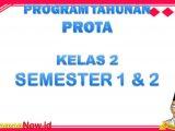 Prota K13 Kelas 2