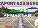 Raport Kelas 2 Semester 1